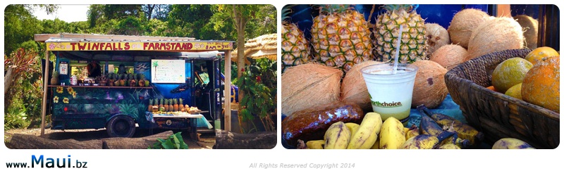 maui farmers markets