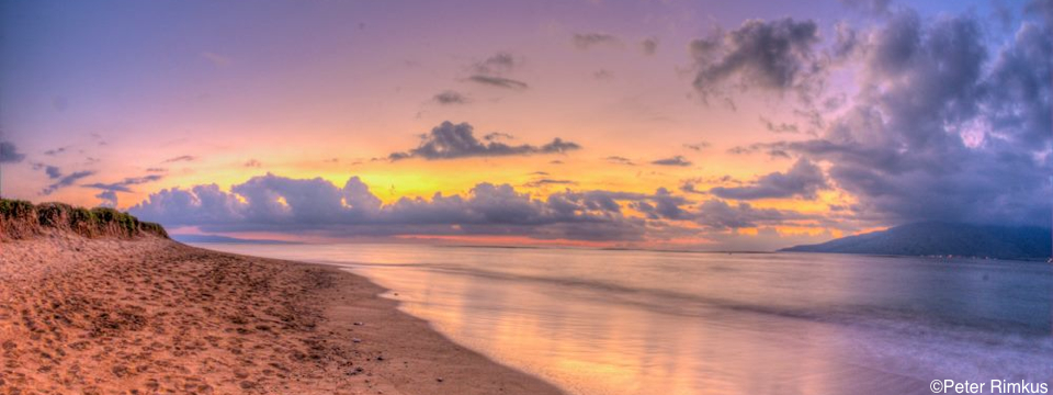 maui sunset photography