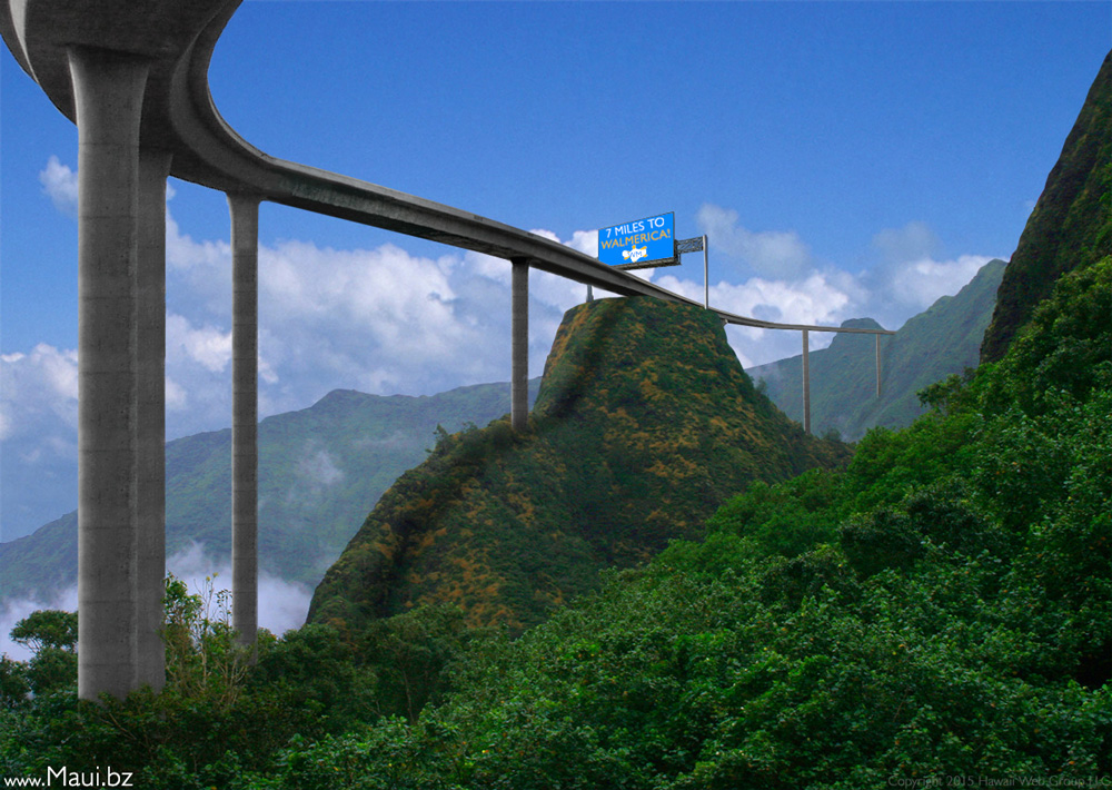 Iao Valley Highway