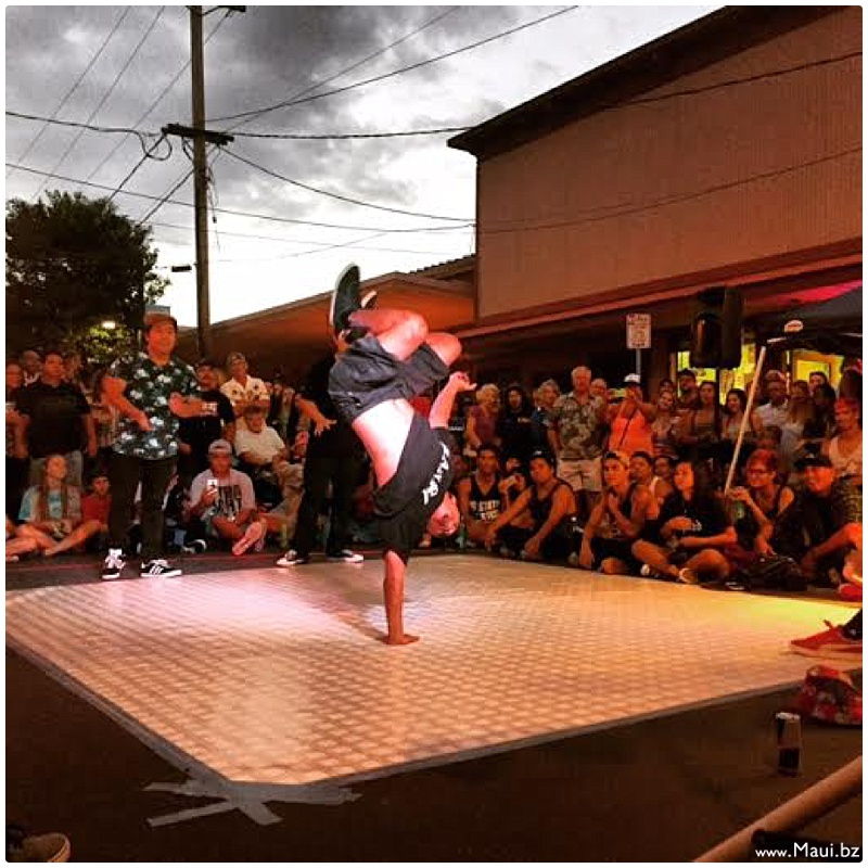 breakdance battle wailuku maui
