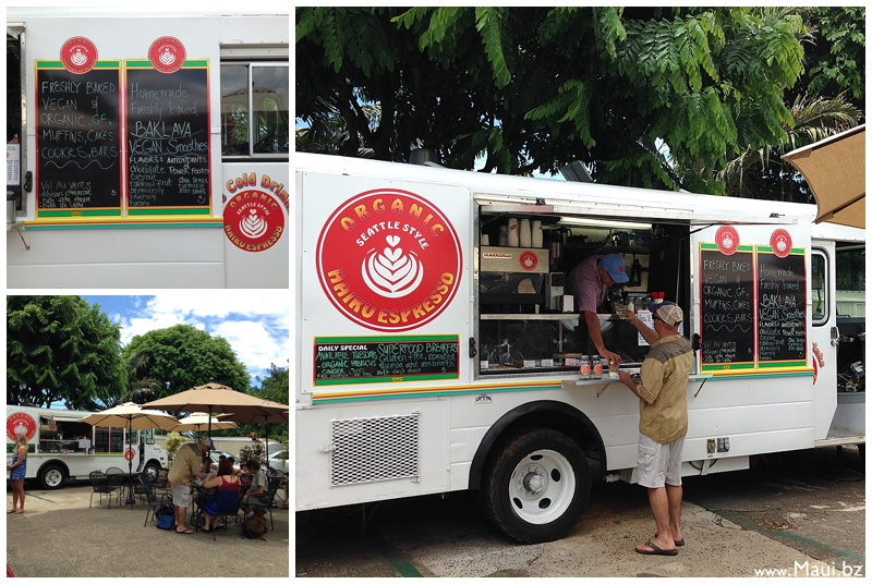 Haiku Maui Food Trucks