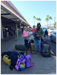 Moving Family to Maui