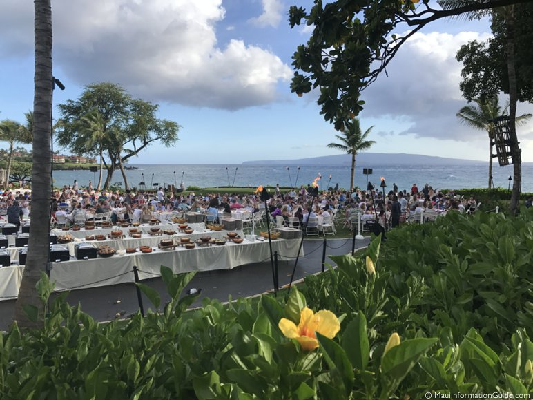 wailea marriott luau