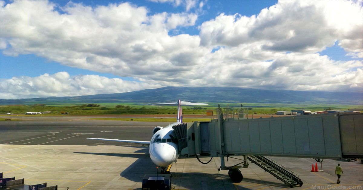 Kahului Airport Restaurants – OGG
