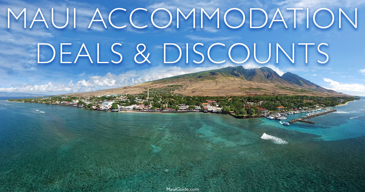 Maui Accommodation Deals