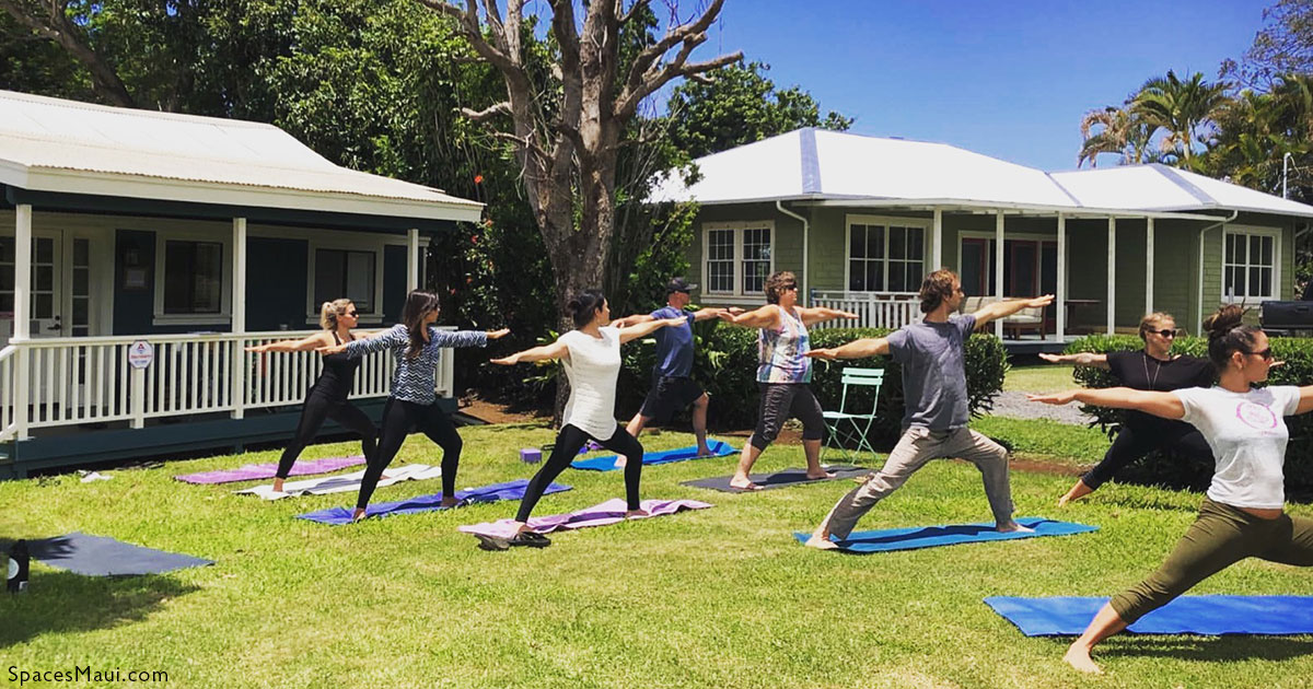 New Wellness Based CoWorking on Maui