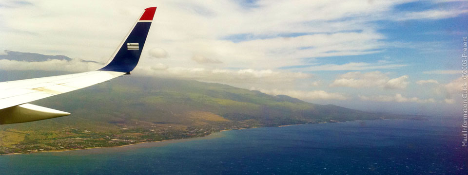 Which Airport: Kahului or Kapalua?