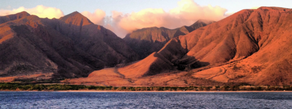 West Maui Mountains