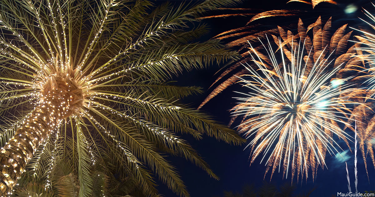 New Year's Eve Events on Maui