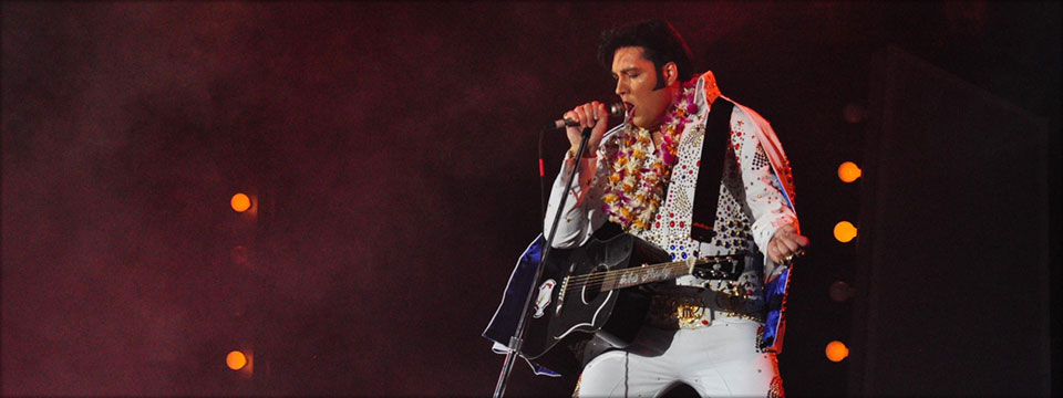 Elvis in Hawaii