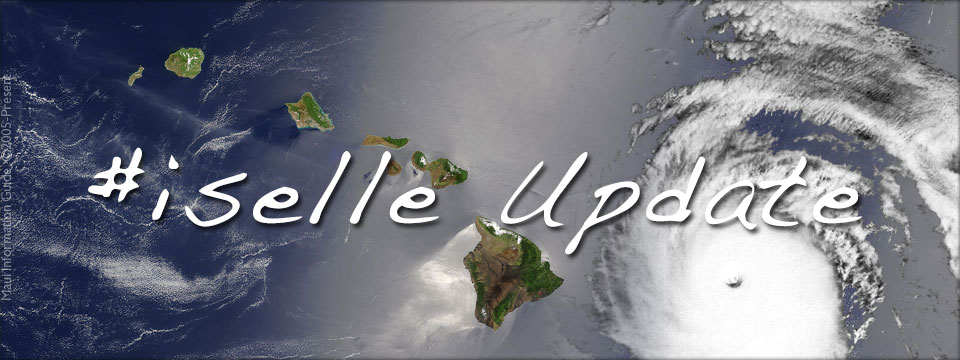 hurricane Iselle update