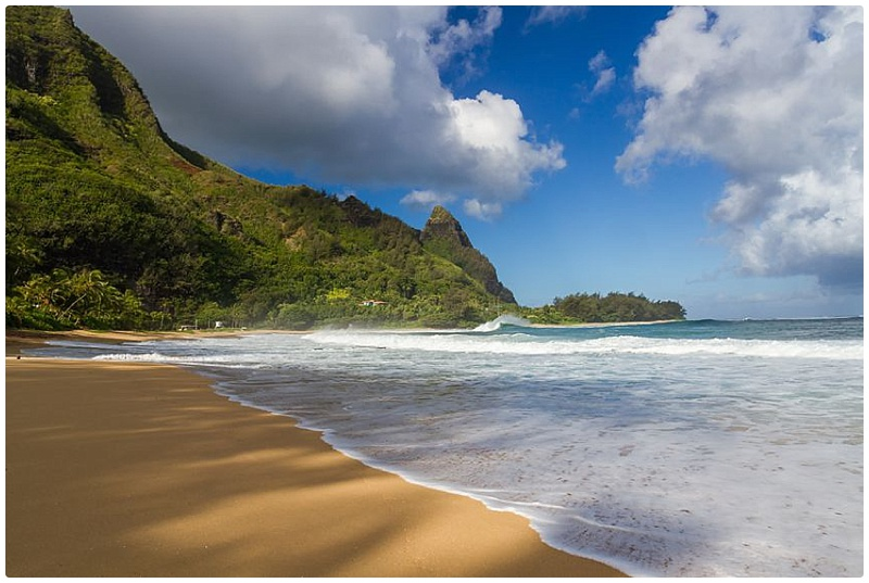 best beaches kauai
