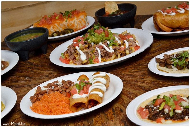 best mexican food maui
