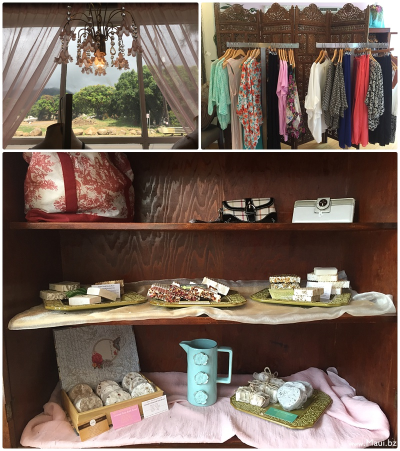 boutique shopping maui