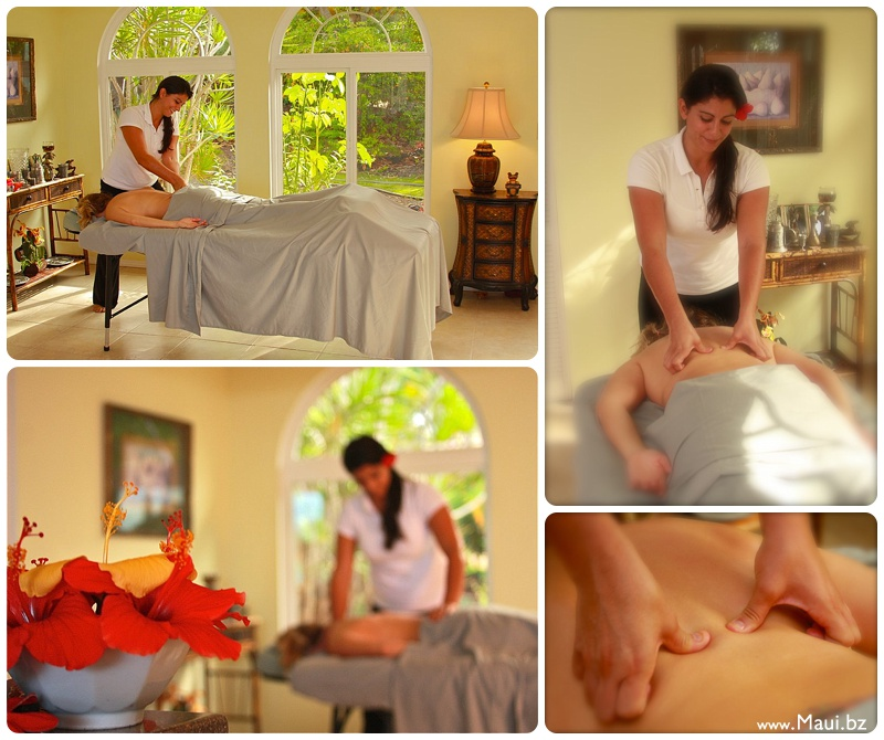 Maui's Best Massage