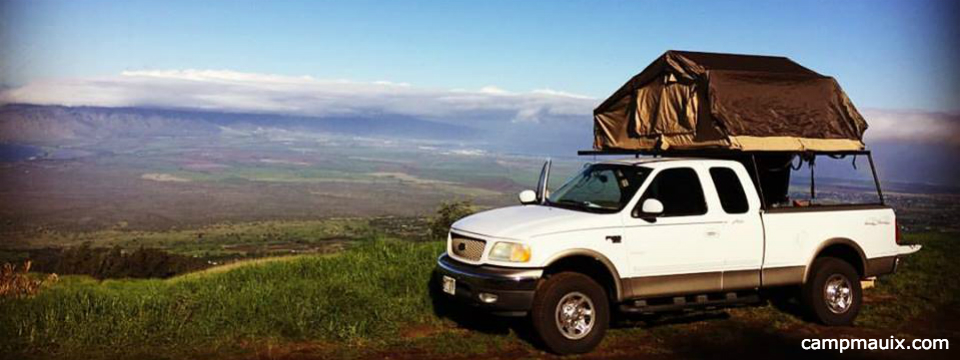 Maui's Best Camping Locations