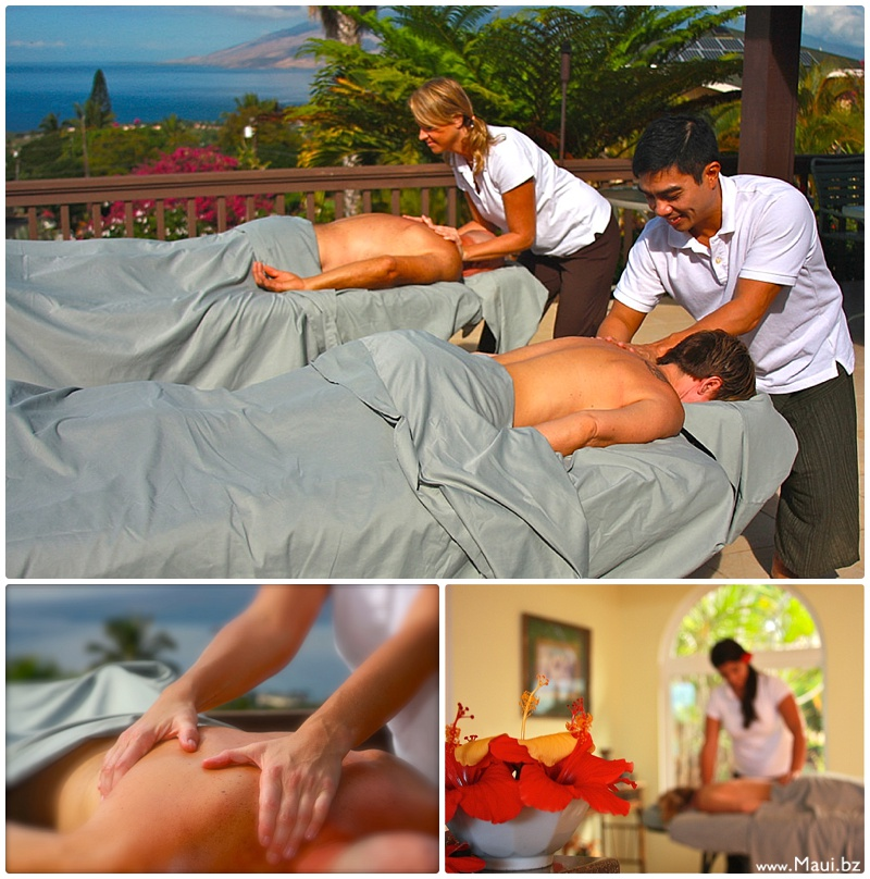 massage services maui