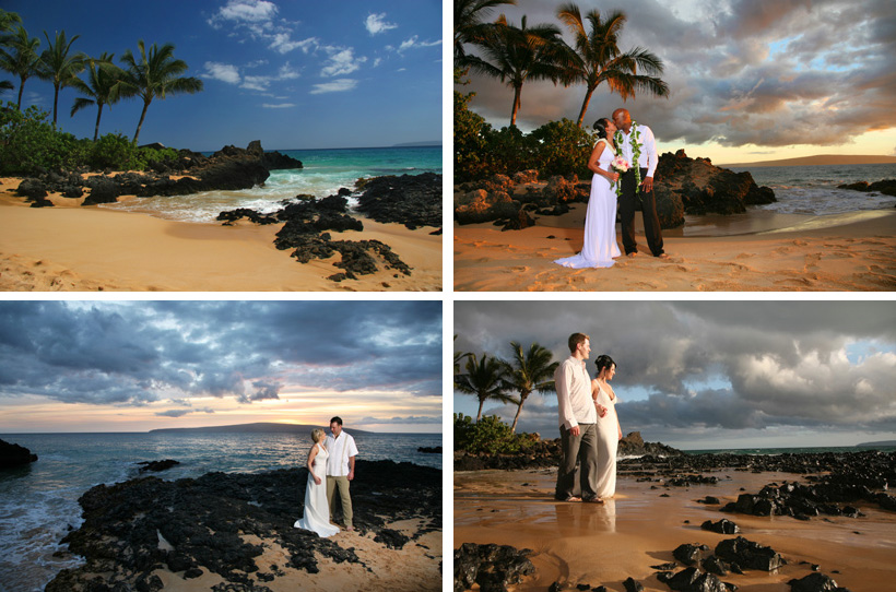 The best maui wedding locations in hawaii beaches private estates very small and popular with weddings good chance of having other photo shoots going on limited parking no restrooms great sunsets junglespirit