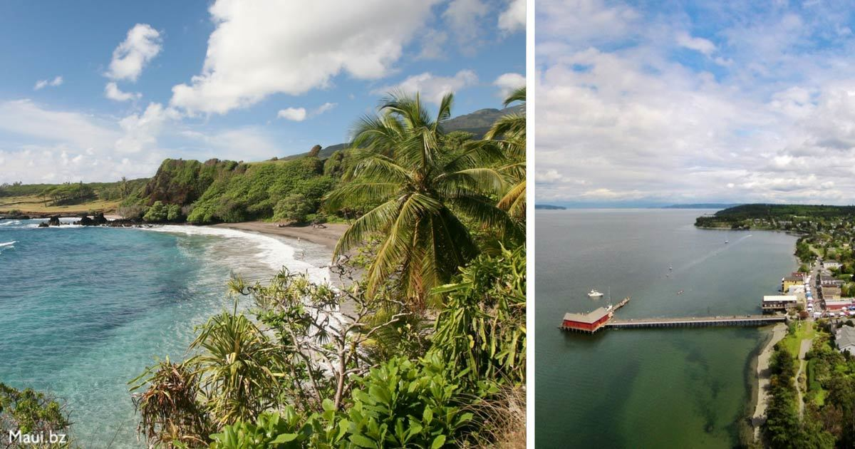 The Connection Between Washington State and Hawaii