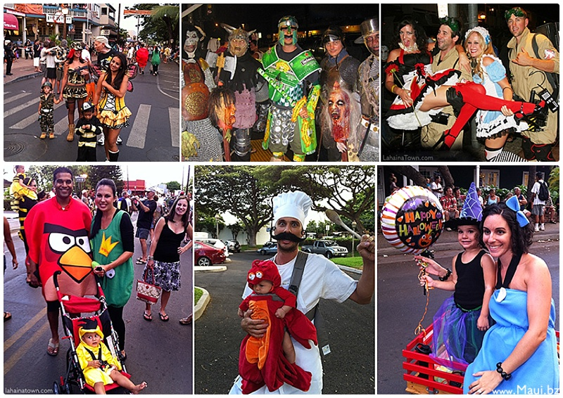 maui halloween celebration 2018