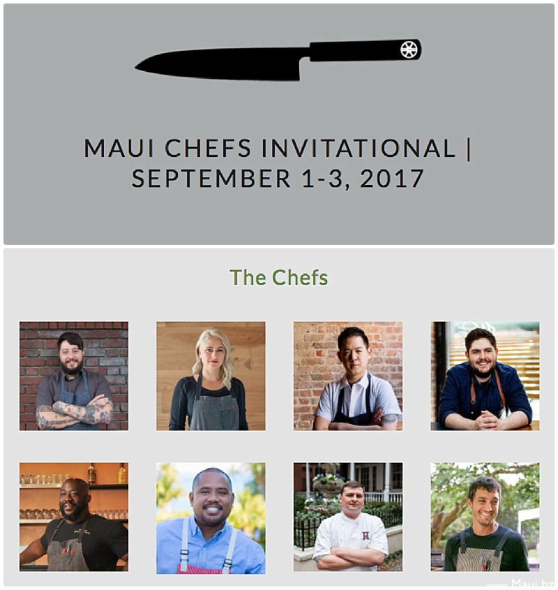 maui chef's invitational 2017