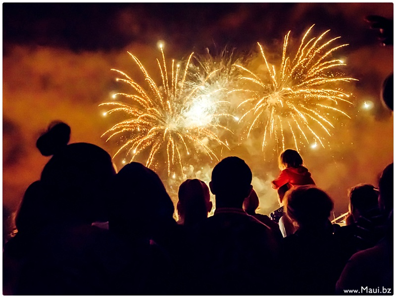 maui 4th of july events