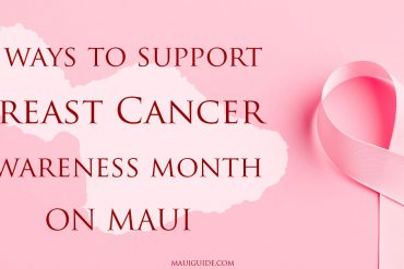 breast cancer awareness maui