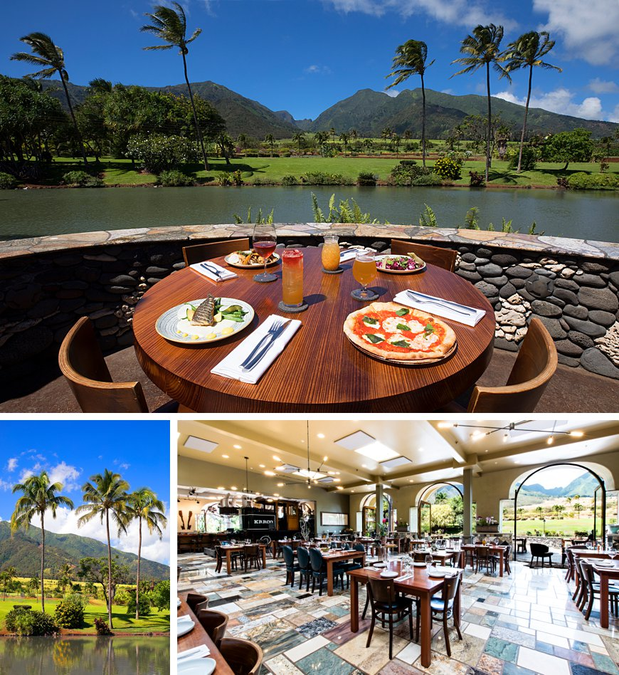 Mill House Restaurant Maui