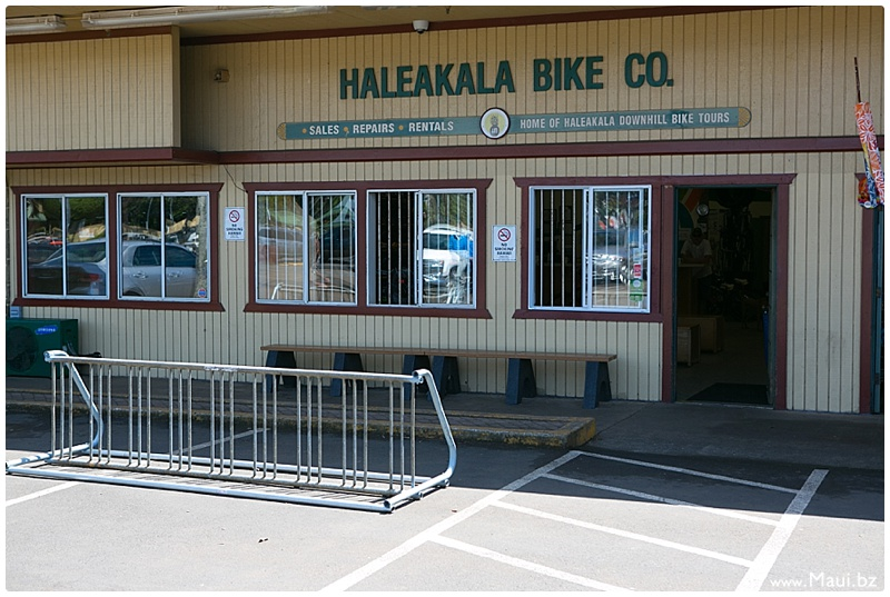 top maui self guided bike tours
