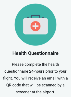 health questionaire