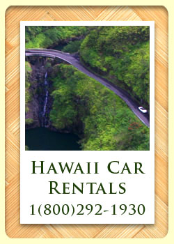 Cheap Monthly Car Rental Hawaii