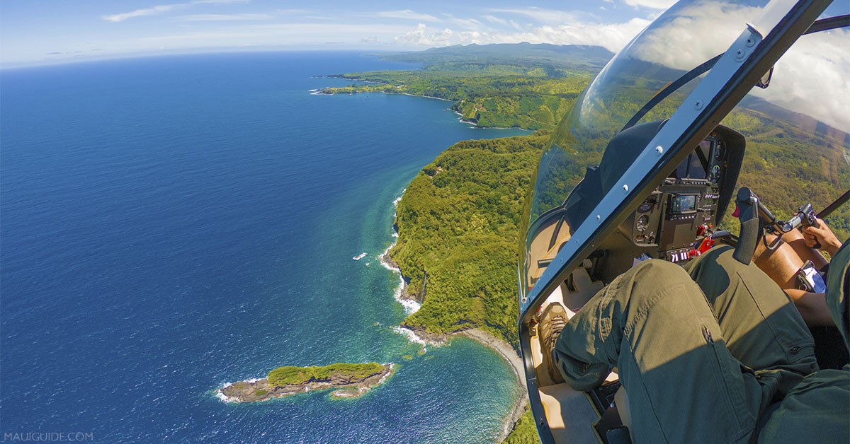 Maui helicopter flights