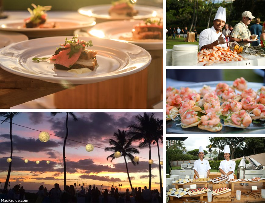 Taste of Summer Maui Hawaii