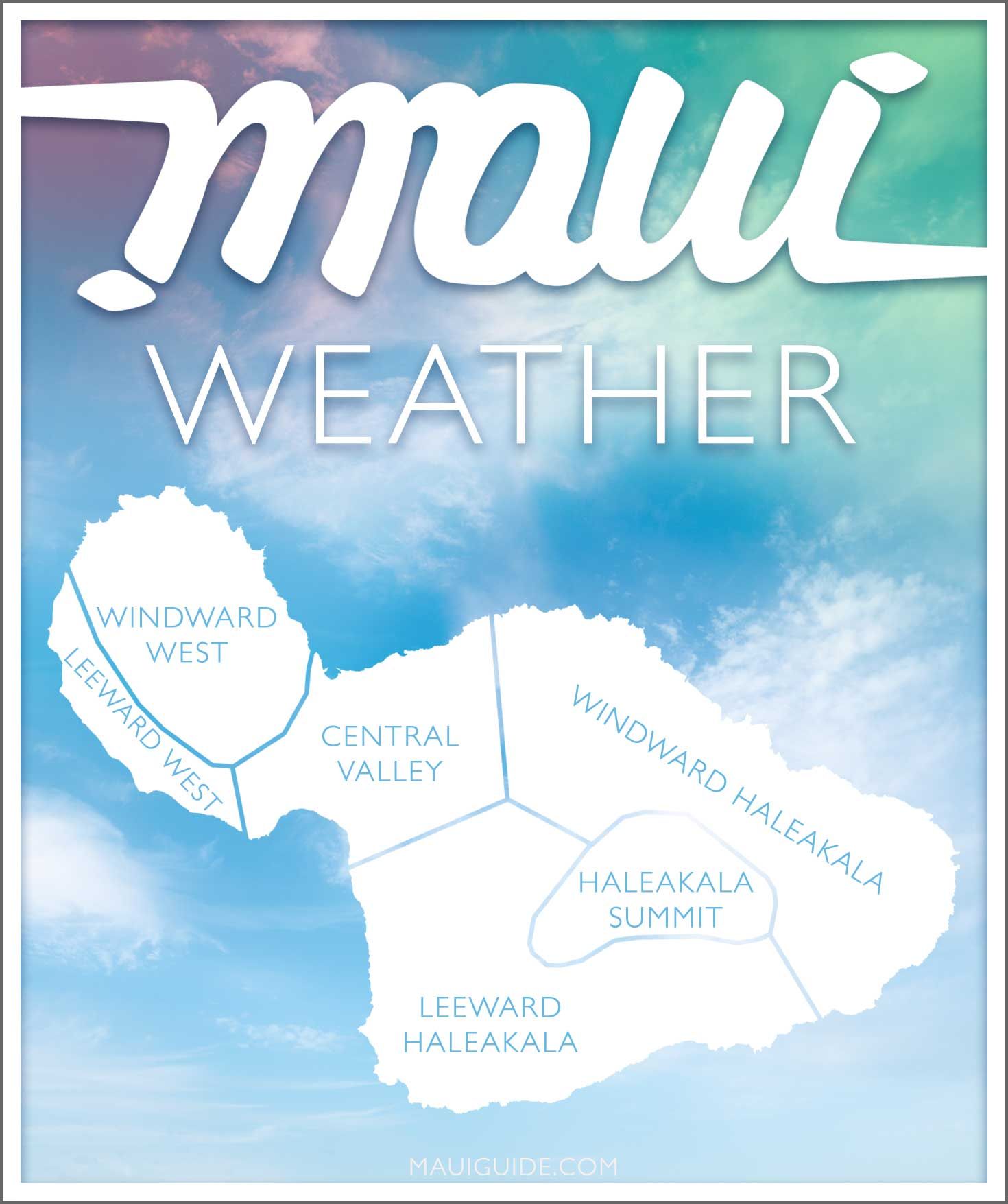 Maui Weather | Hawaii Weather by Region & Time of Year