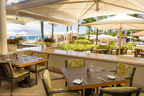 The Four Seasons Maui At Wailea Restaurant View