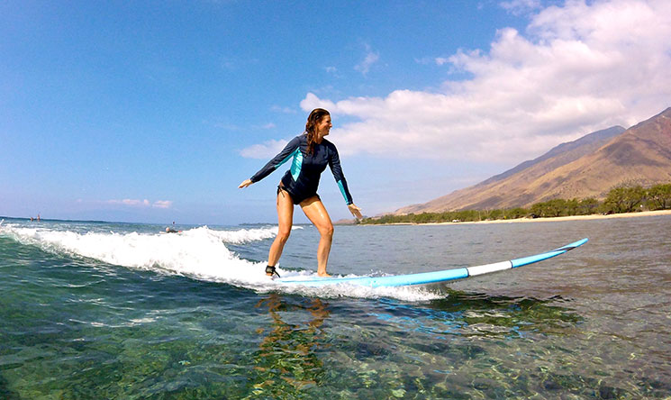 Maui Surfing | Maui Surf Schools, Rentals, Spots, Reports, Tips