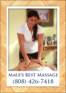 Mauis Best Massage