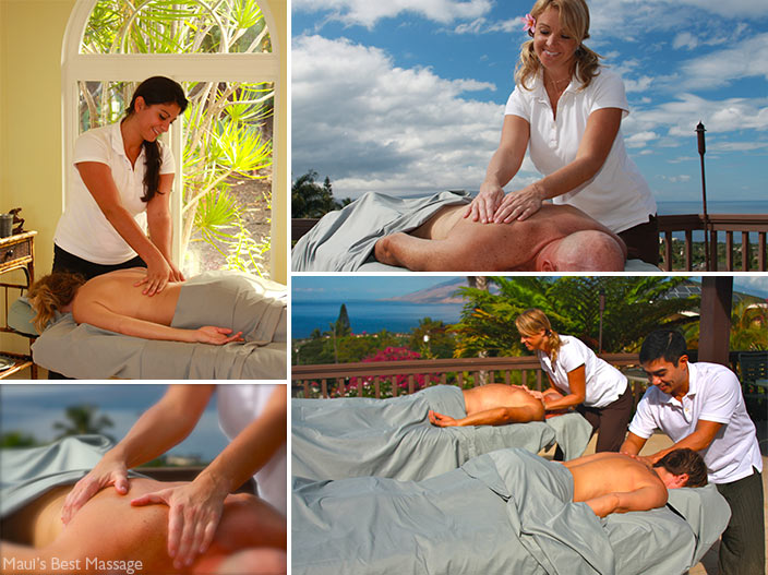 Maui Spa Treatment
