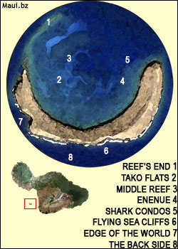 Molokini map