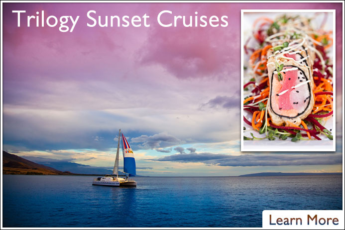 Maui sunset cruises