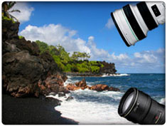 Hawaii camera rental