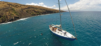 sailing private charters