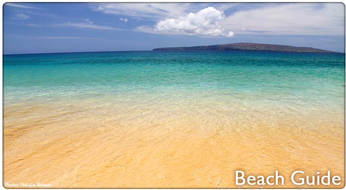 beaches in Maui