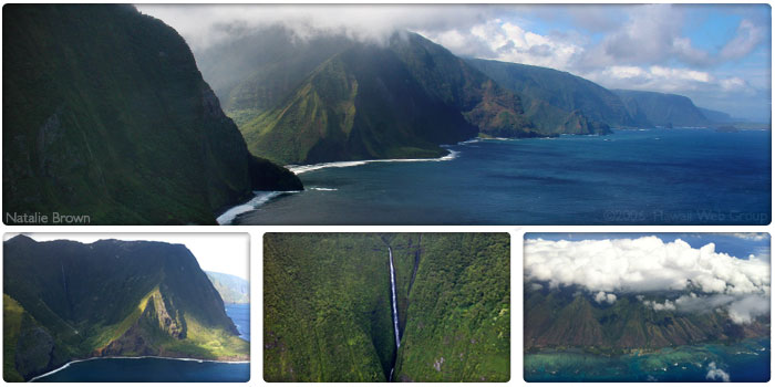 Molokai Cliffs