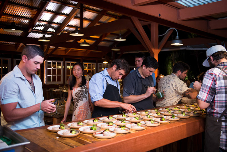 Maui culinary events