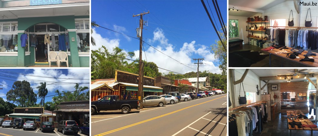 Makawao shopping