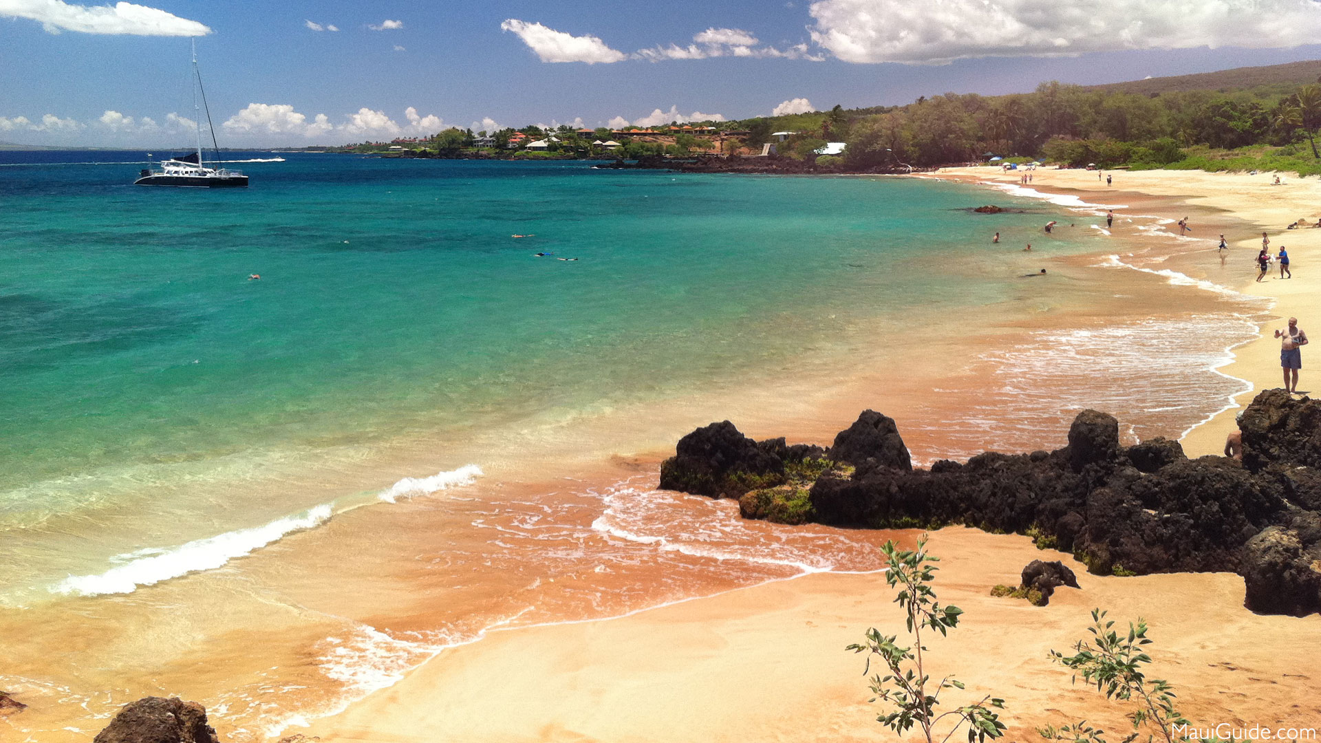 best maui beaches find hawaii s top sandy beach