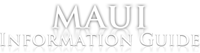 'Maui Information Guide' from the web at 'http://www.mauiinformationguide.com/img/maui-information-guide.png'